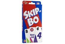 Skip-Bo, pelikortit