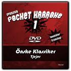 Svenska Pocket Karaoke 1 - Önskeklassiker Tjejer, karaoke-dvd