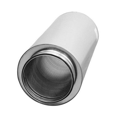 Onnline äänenvaimennin pyöreä 160-600-50mm PVD