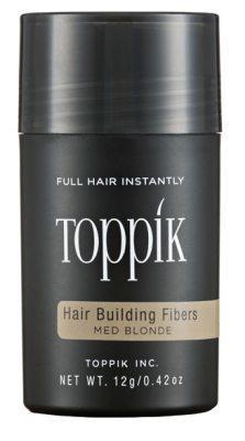 Toppik Regular - Medium Ruskea