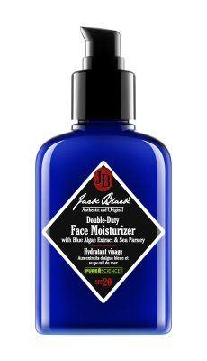 Jack Black Double-Duty Face Moisturizer Pump SPF 20