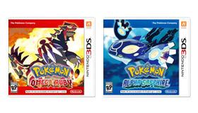 Pokemon Alpha Sapphire, Nintendo 3DS -peli