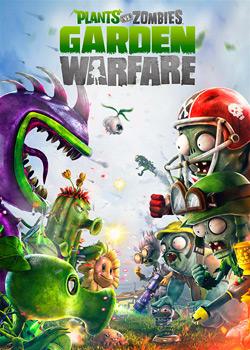Plants vs. Zombies - Garden Warfare, PS3-peli