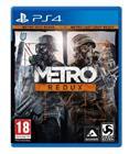 Metro: Redux, PS4-peli