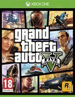 Grand Theft Auto V (GTA 5), Xbox One -peli