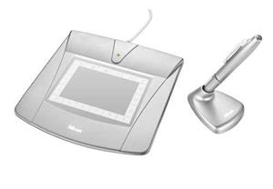 Trust Mini Tablet, piirtopöytä