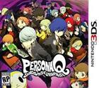 Persona Q: Shadow of the Labyrinth, Nintendo 3DS -peli
