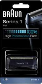 Braun 11B Series 1, teräverkko ja terä