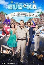 A Town Called Eureka: Kaudet 1- 5, TV-sarja