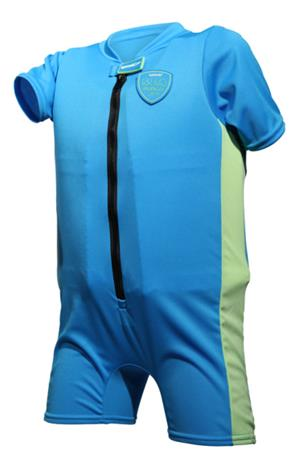 Speedo Sea Squad Floatsuit Jr, kellukeuimapuku