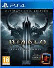 Diablo III (3): Ultimate Evil Edition, PS4-peli