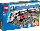 Lego City Trains 60051, pikajuna