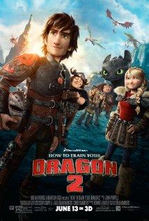 Näin koulutat lohikäärmeesi 2 (How to Train Your Dragon 2), elokuva