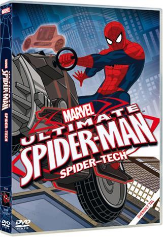 Ultimate Spider-Man: Osa 1 - Spider-Tech, TV-sarja