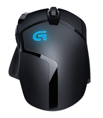 Logitech G402 Hyperion Fury FPS Gaming Mouse, langallinen hiiri