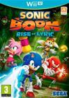 Sonic Boom: Rise of Lyric, Nintendo Wii U -peli