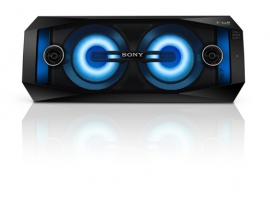 Sony GTKX1BT, mediasoitin