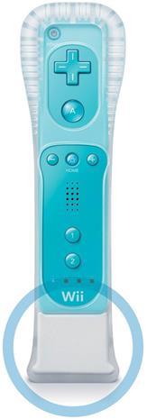 Nintendo Wii Remote ja MotionPlus, Nintendo Wii -ohjain