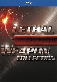 Tappava ase 1-4 (Lethal weapon, blu-ray), elokuva