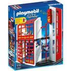 Playmobil City Action 5361, paloasema jossa hälytystoiminto