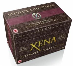 Xena Warrior Princess: The Ultimate Collection (Kaudet 1-6), TV-sarja