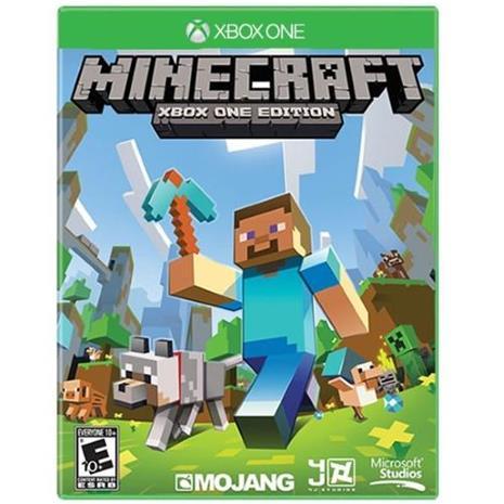 Minecraft, Xbox One -peli