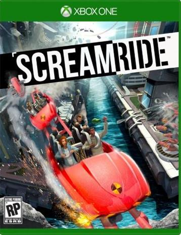 Screamride, Xbox One -peli