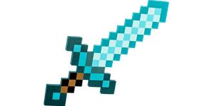 Minecraft, timanttimiekka