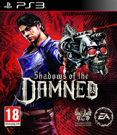 Shadows of the Damned, PS3-peli