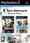 Tom Clancy's Action Pack, PS2-peli