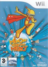Minon: Everyday Hero, Nintendo Wii -peli