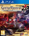 Samurai Warriors 4, PS4-peli