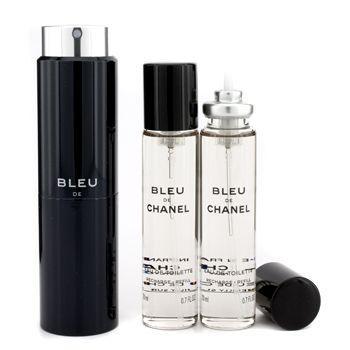 Chanel - Bleu De Chanel Refillable 3x 20 ml. EDT