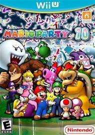 Mario Party 10, Nintendo Wii U -peli