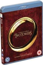 Taru sormusten herrasta: Kaksi tornia - Extended Edition (The Lord of the Rings: The Two Towers, Blu-ray), elokuva