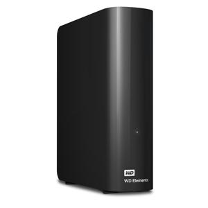 Western Digital WD Elements (5 TB, USB 3.0) WDBWLG0050HBK, ulkoinen kovalevy