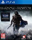 Middle Earth: Shadow of Mordor, PS4-peli