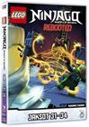 Lego Ninjago 8 - Jaksot 31-34, TV-sarja