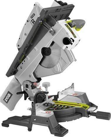 Ryobi RTMS1800-G (5133002152) 1800W Laser, pöytämallinen katkaisu- ja jiirisaha