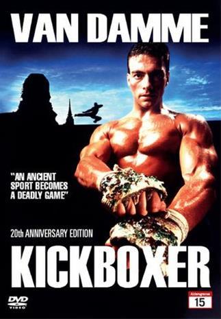 Kickboxer, elokuva