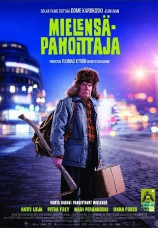 Mielensäpahoittaja (Blu-Ray), elokuva