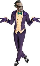 Jokeri, asu