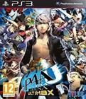 Persona 4 Arena Ultimax, PS3-peli