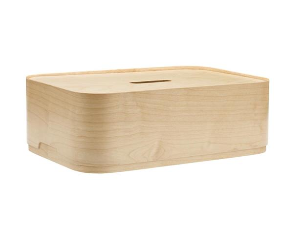 Iittala Vakka, laatikko 45 x 15 x 30 cm