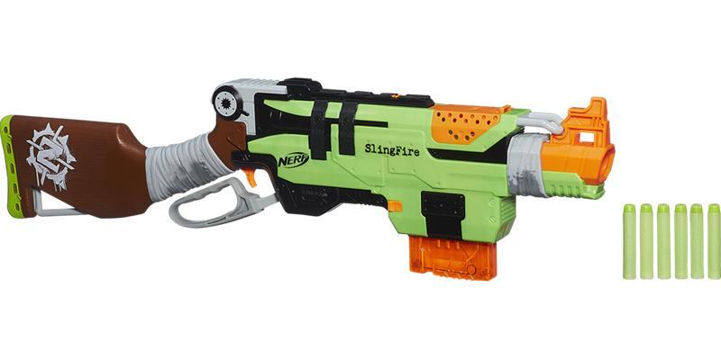 NERF Zombie Strike Slingfire, leikkiase