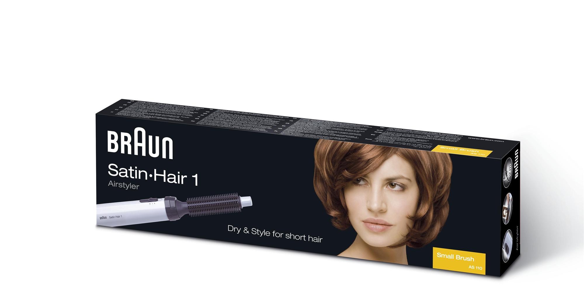 Braun Satin Hair 1 AS110 ilmakiharrin b8d28c9519