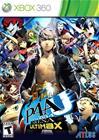 Persona 4 Arena Ultimax, Xbox 360 -peli
