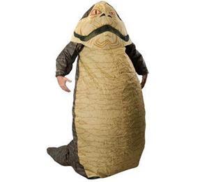 Jabba the Hutt - ilmatäyteasu
