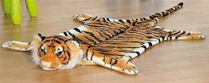 Tiikerintalja, matto