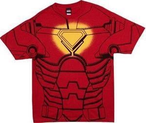 Iron Man -asu t-paita